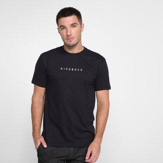 Camiseta Nicoboco Básica Orlando Masculina