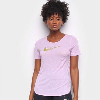 Camiseta Nike 10k SS Feminina