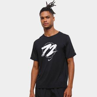Camiseta Nike DF Miler Top S Masculina