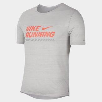 Camiseta Nike Miler Future Fast Masculina