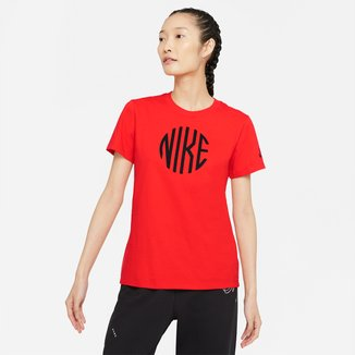 Camiseta Nike Nsw Icon Clash Feminina