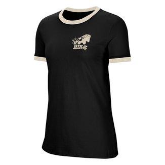 Camiseta Nike Sportswear Tee Retro Mod I Feminina