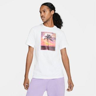 Camiseta Nike Sportwear Spring Br Masculina