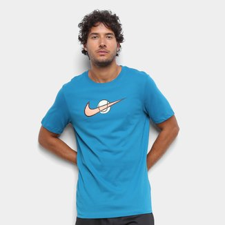 Camiseta Nike Swoosh Ball Masculina