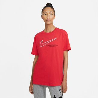Camiseta Nike Tee Boy Feminina