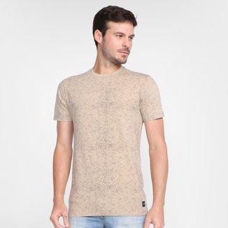 Camiseta Oakley Geometric Printed Ss Masculina