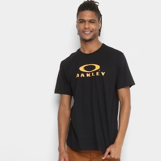 Camiseta Oakley Glitch Branded Masculina