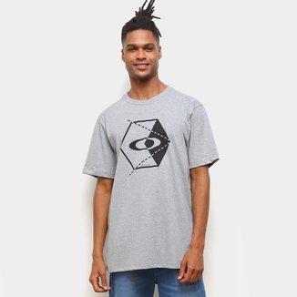 Camiseta Oakley Hex Masculina