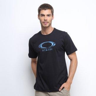 Camiseta Oakley Mod Rex Masculina