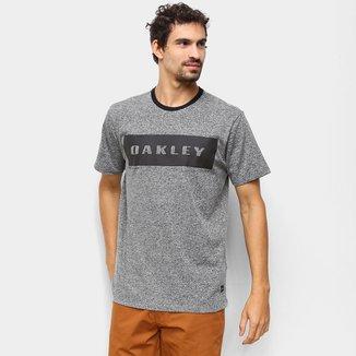 Camiseta Oakley Mod Tractor SP Masculina
