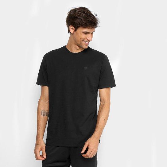 Camiseta Oakley Patch 2.0 Masculina - Preto
