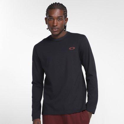 Camiseta Oakley Travel Branded Ls