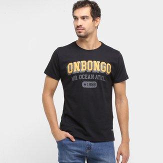 Camiseta Onbongo Mr. Ocean Masculina