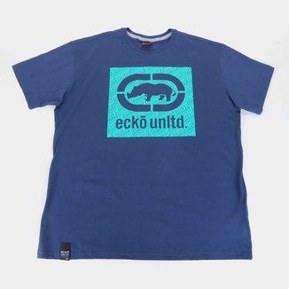 Camiseta Plus Size Ecko Urban Masculina