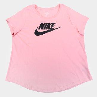 Camiseta Plus Size Nike NSW Futura Feminina