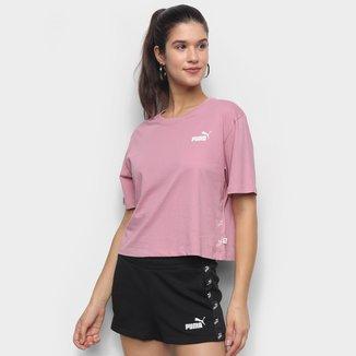 Camiseta Puma Amplified Feminina