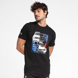 Camiseta Puma BMW MMS Car Graphic Masculina