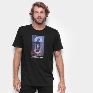 Camiseta Puma BMW MMS Graphic Masculina