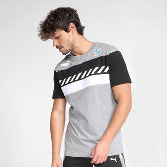 Camiseta Puma BMW MMS Masculina
