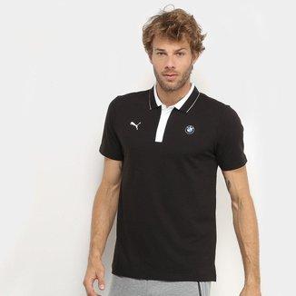 Camiseta Puma Bmw Mms Polo Masculina