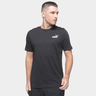 Camiseta Puma Essentials Small Logo Masculina