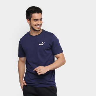 Camiseta Puma Essentials Small Logo Masculina