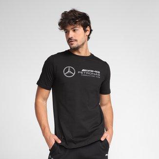 Camiseta Puma MAPF1 Logo Masculina
