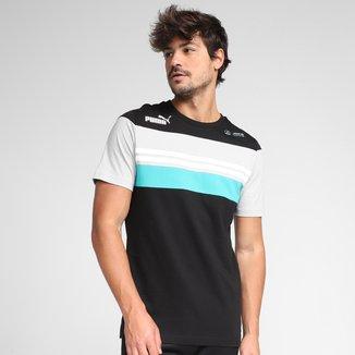 Camiseta Puma MAPF1 SDS Masculina