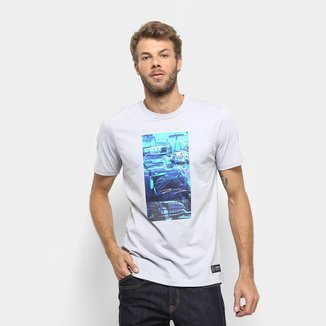 Camiseta Puma Mercedes Graphic Tee Masculina