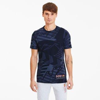 Camiseta Puma RBR AOP Masculina