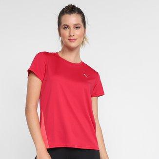 Camiseta Puma Run Favorite Feminina