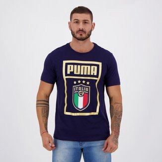 Camiseta Puma Seleção Itália Masculina