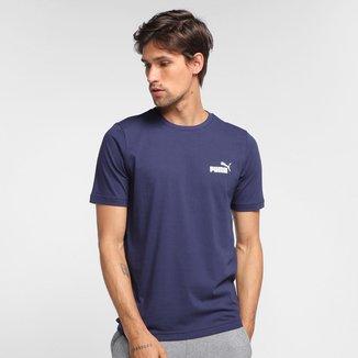 Camiseta Puma Small Logo Masculina