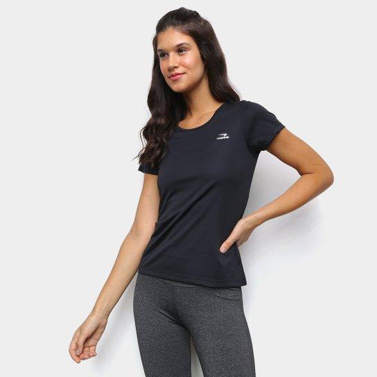 Camiseta Rainha Básica Classic Feminina - Preto