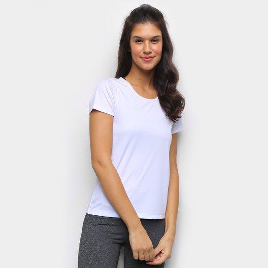 Camiseta Rainha Básica Classic Feminina - Branco