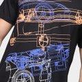 Camiseta RB111 Rubens Barrichello Retrô Masculina