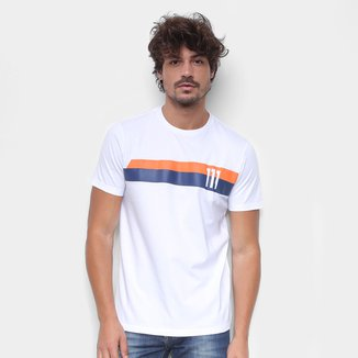 Camiseta RB111 Speed Rubens Barrichello Masculina