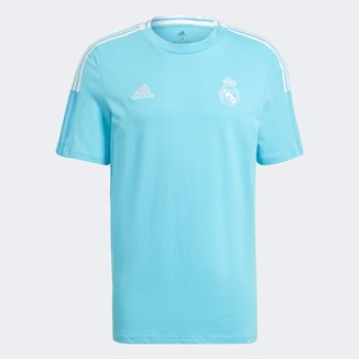Camiseta Real Madrid 21/22 Adidas Masculina