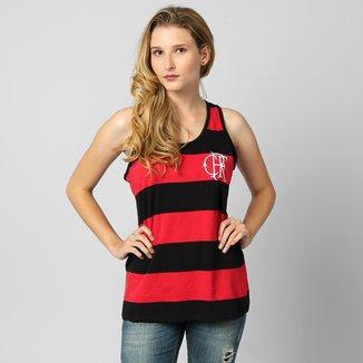 Camiseta Regata Flamengo Fla-Tri