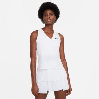 Camiseta Regata Nike Court Victory Feminina