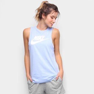 Camiseta Regata Nike Sportswear Futura Feminina