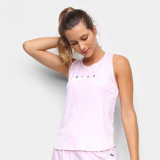 Camiseta Regata Nike Swoosh Run Feminina