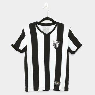 Camiseta Retrô Atlético Mineiro Juvenil 1950