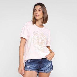 Camiseta Rip Curl Eco Tie Dye Top Feminina