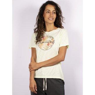 Camiseta Rip Curl Leilane Filter Feminina