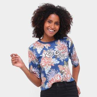 Camiseta Rip Curl Sunsetters Top Feminina