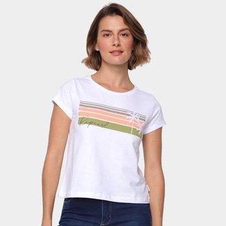 Camiseta Rip Curl Tallows Feminina