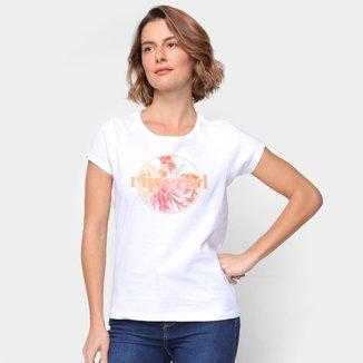 Camiseta Rip Curl Tallows Mix Feminina