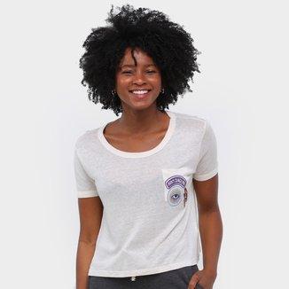 Camiseta Roxy Vintage Thunder Feminina