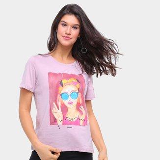 Camiseta Sommer Awesome Feminina